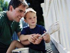 父亲对孩子的影响力不容忽视