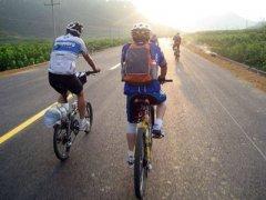 骑着单车去旅行 顺便甩开一身赘肉