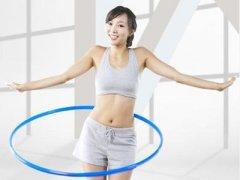 呼啦圈能瘦腰吗 怎么转呼啦圈减肥