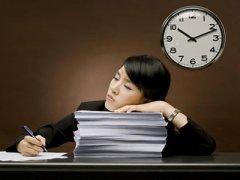 上班族加班该如何保持健康?